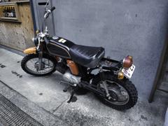 伊香保温泉にあったバイク