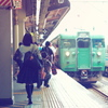Kyoto station! 2018.
