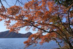 紅葉の榛名湖5