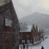 雪の金森倉庫