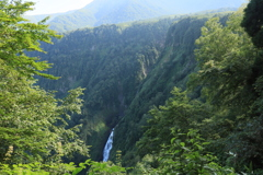 滝の始まり