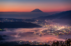 The miracle of Mt Fuji