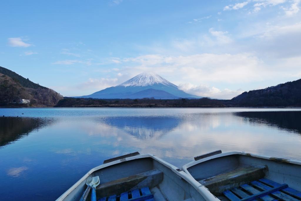 気まぐれ富士山 ②