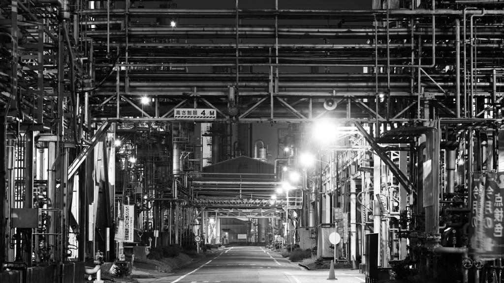 川崎工場夜景③