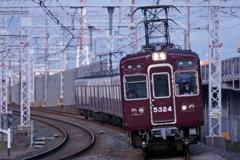 阪急の電車…その①