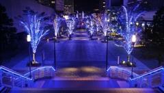 ♪街の灯りが、とても綺麗ね横浜~ブルーライト横浜~