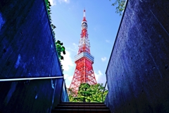 The tokyo tower…その②