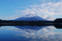 気まぐれ富士山 ①