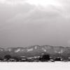 雪 山 田