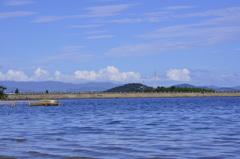 Lake shore夏