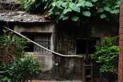 いい感じの古い家