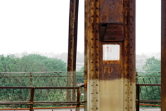ベトナム・ハノイのロンビエン橋