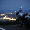 秋田 寒風山からの夜景