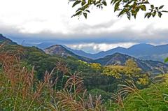 足尾探訪 ⑯ 舟石峠から見た足尾の山々