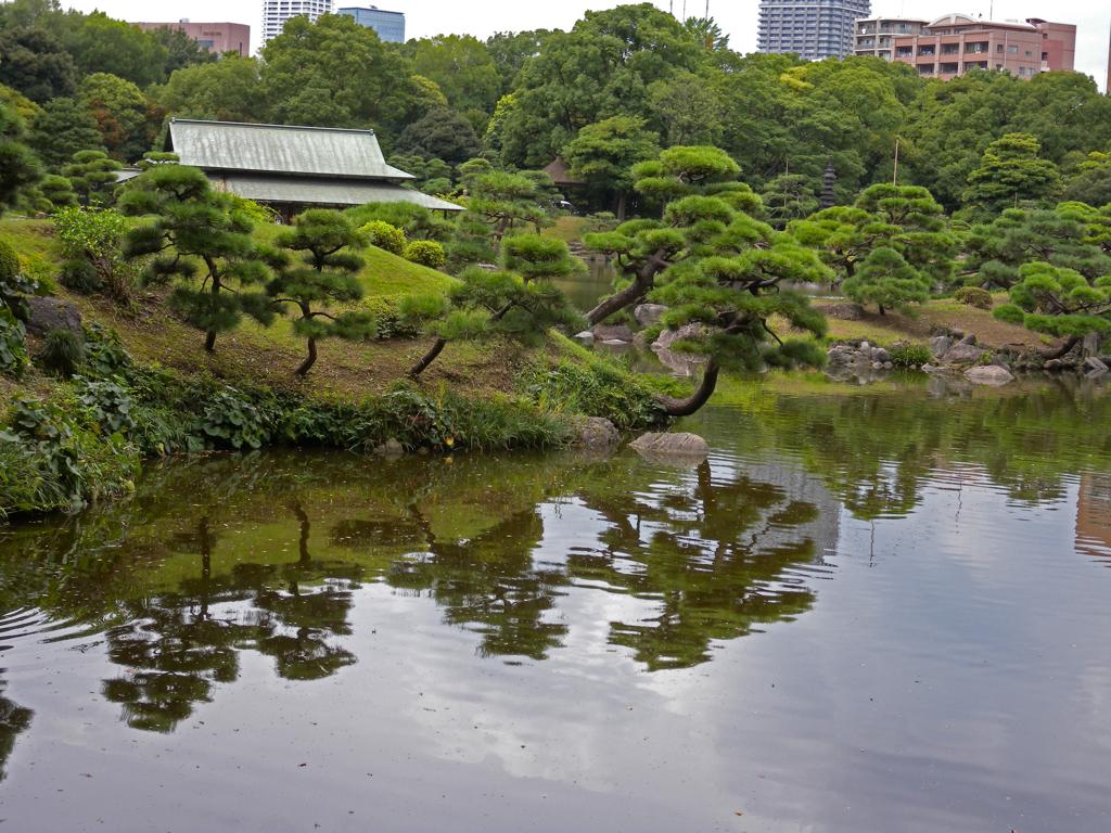 東京散歩 (20) 清澄庭園 Ⅰ