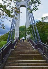 足尾探訪 ⑬ 銅 橋(アカガネバシ)
