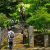東京散歩 ⑦ 湯島聖堂 孔子像