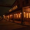 港町の静かな夜景