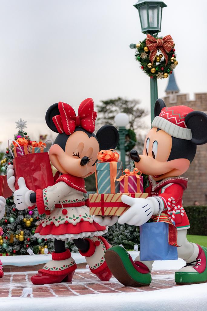 ディズニークリスマス2018 (2
