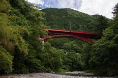 赤い橋はいいな