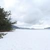 雪景色を求めて強引な予定で天橋立へ8