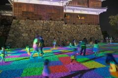 福知山イル未来と2020、明かき光2