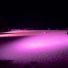 天橋立砂浜ライトアップ 3