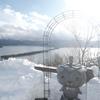 雪景色を求めて強引な予定で天橋立へ6