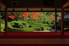 大地寺蓬莱庭園