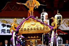 令和元年・神田祭り神輿宮入