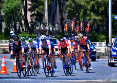 Tour of Japan 2017 Tokyo stage~駆け引き