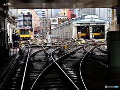 地上の地下鉄