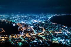 函館山夜景