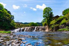 愛知のナイアガラの滝