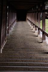 東大寺二月堂石段