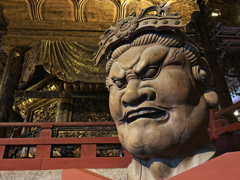 東大寺の持国天