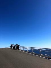 天空の道 四国カルスト