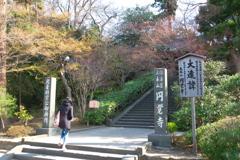 円覚寺へ~鎌倉散歩