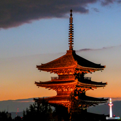 ふたつの塔