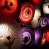 大山寺 和傘灯り-2