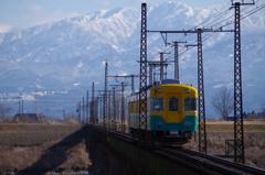 むかし京阪、いま富山地鉄