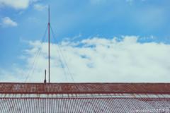 フランクリンロッドと屏風雲