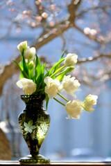 春色の窓辺