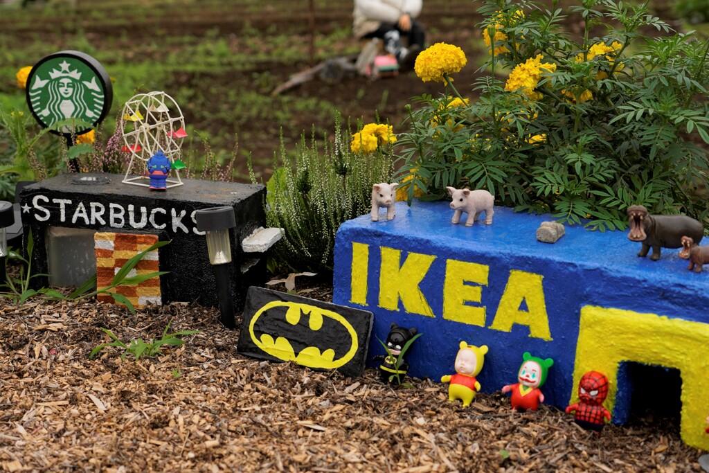 IKEAとスタバ