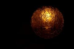 アールヌーボー風な灯り