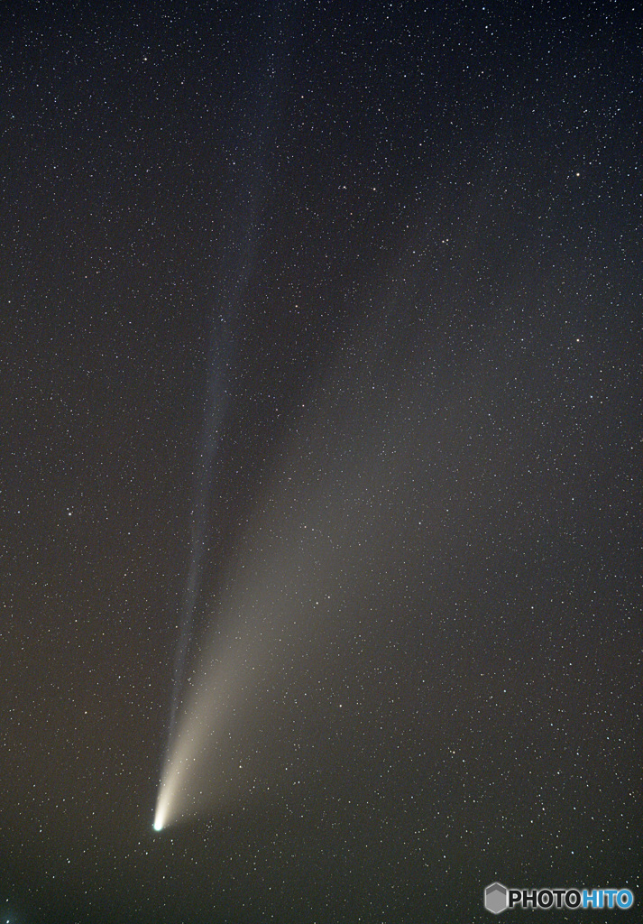 NEOWISE彗星 C/2020 F3