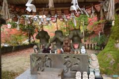 仁比山神社の秋⑩