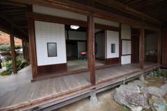 仁比山神社の秋④
