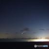 漁火とネオワイズ彗星