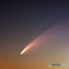 ネオワイズ彗星 再々処理(8枚コンポ)